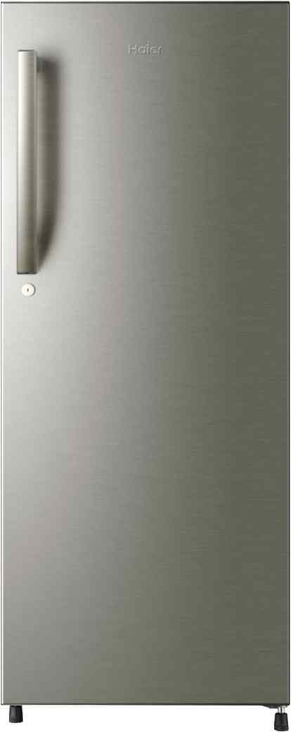 Haier HRD-2406BS/R-R 192 Litre 5S Single Door Refrigerator