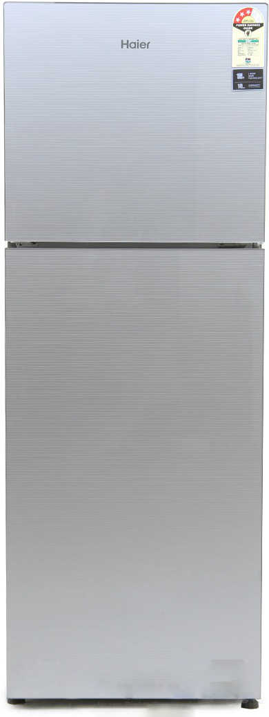 Best price on Haier HRF-2674PSG-R 247 Litres Double Door Refrigerator in India