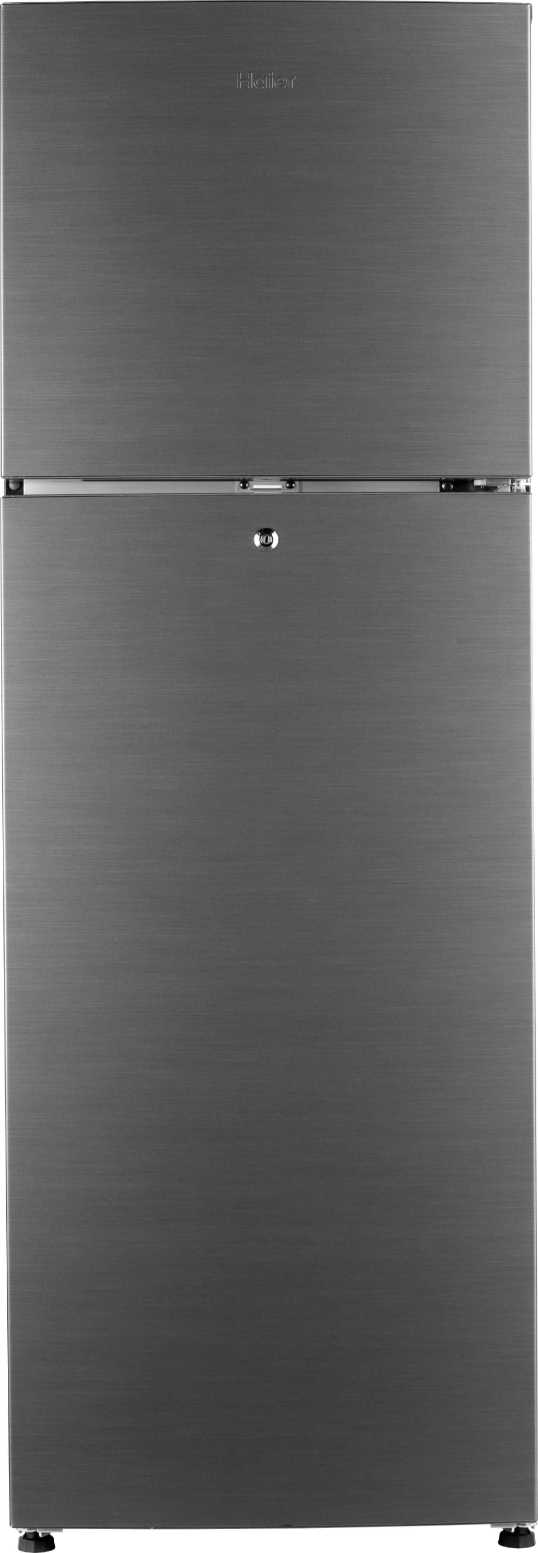 Best price on Haier HRF-2904BS-R 270 L 3S Double Door Refrigerator in India
