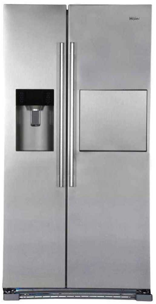 Best price on Haier HRF-628AF6 628 Litre Side-by-Side Door Refrigerator  in India