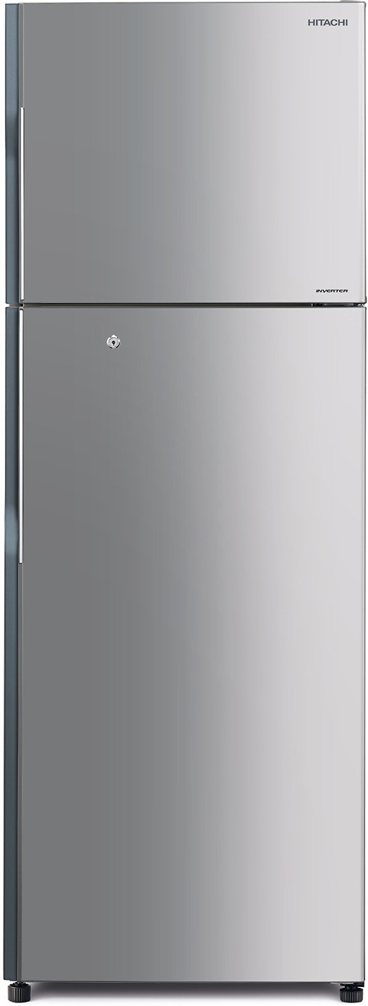 Best price on Hitachi R-H350PND4K 318 Litres Double Door Refrigerator in India