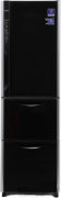 Best price on Hitachi R-SG37BPND-GS/GBK 390Litres 4S Triple Door Refrigerator - Front in India