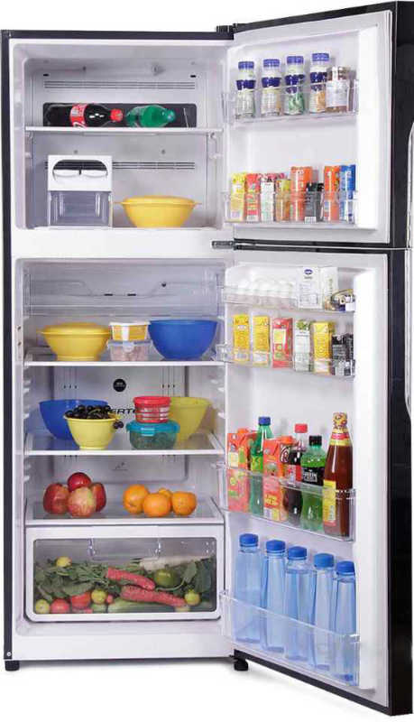 Best price on Hitachi R-VG400PND3 382 Litres Double Door Refrigerator in India