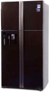 Best price on Hitachi R W720FPND1X GBK 638 Litres 4 Door Refrigerator - Top in India
