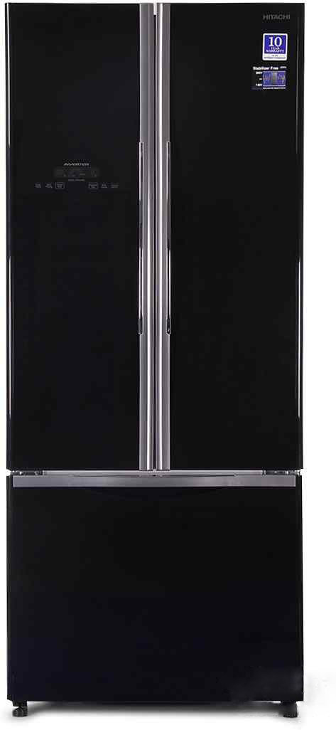 Best price on Hitachi R-WB550PND2 510 Litres Multi Door Refrigerator in India