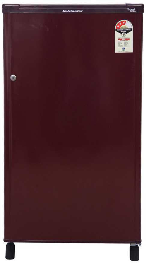 Best price on Kelvinator KWP163SG/SH/EBR - FDA 150 Litres Single Door 3S Refrigerator  in India