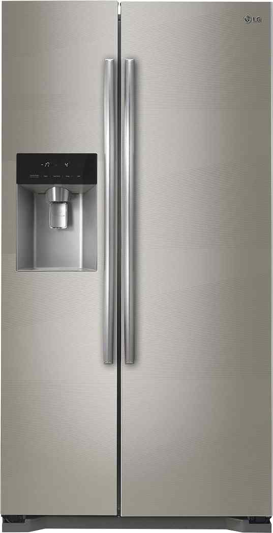 Best price on LG GC-L207GAQV 567 Litres Side By Side Refrigerator in India