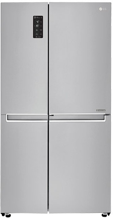 Best price on LG GC-M247CLBV 687 Ltr Side by Side Refrigerator in India