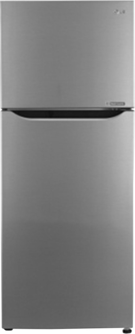 Best price on LG GL-I292STNL 260 Litre Double Door Refrigerator in India