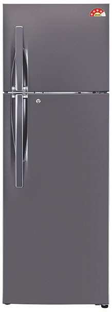 Best price on LG GL-I372RTNL 335 Liter Double Door Refrigerator in India