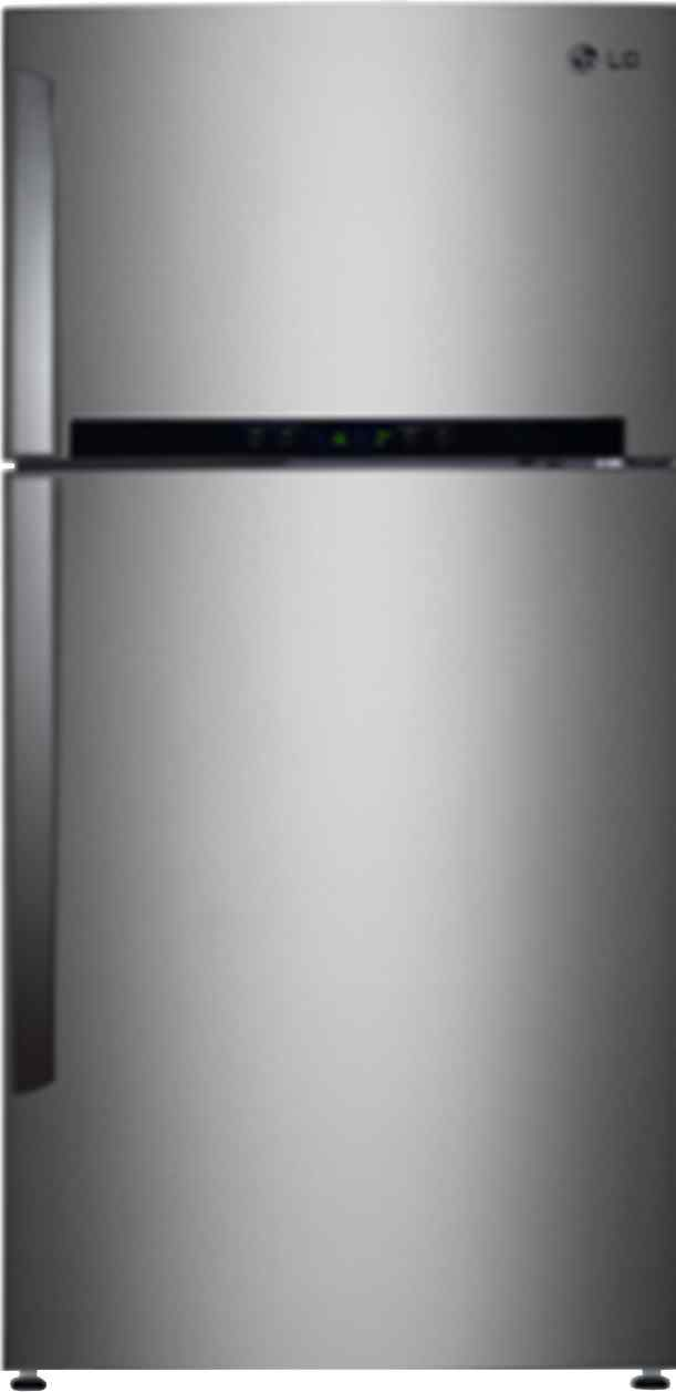 Best price on LG GL-I472HNSM 420 Litre Double Door Refrigerator in India