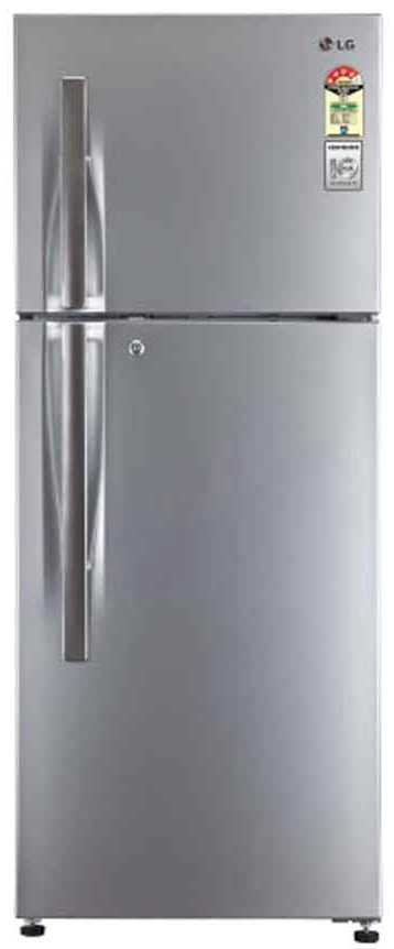 Best price on LG GL-M292RPZL 258 Litres Double Door Refrigerator  in India