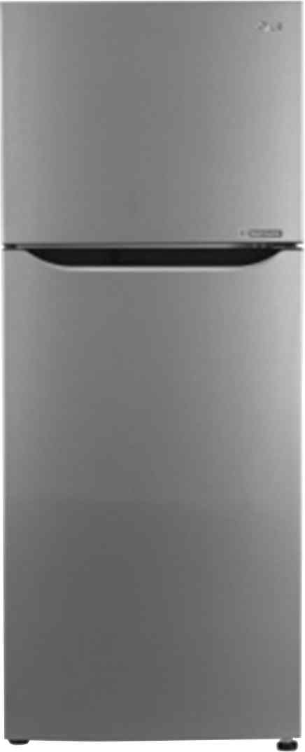 Best price on LG GL-Q282STNL 255 L Frost Free Double Door Refrigerator in India
