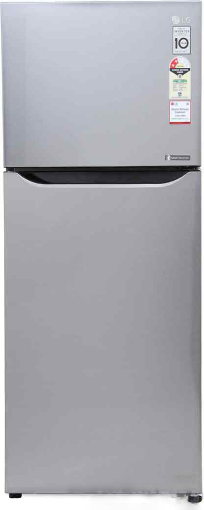 Best price on LG GL-Q292SGSR 260 Litre Double Door Refrigerator in India