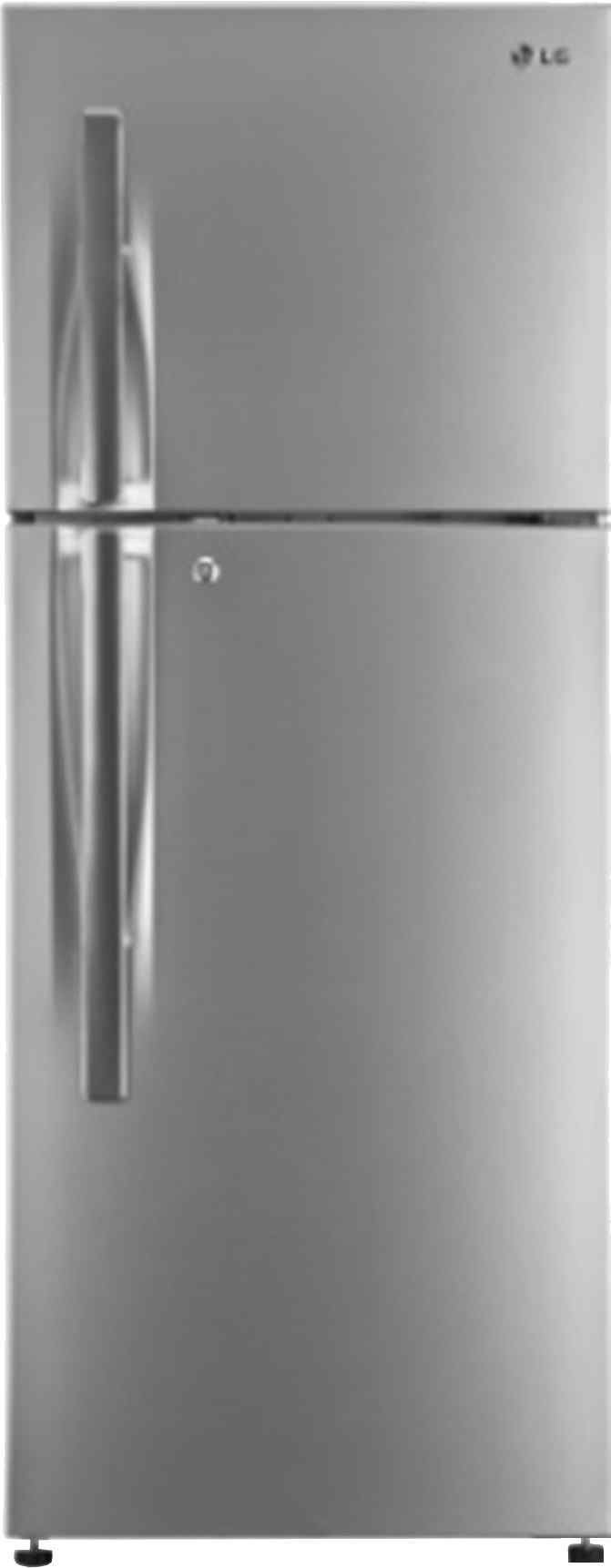 Best price on LG GL-T372HPZM 335L Frost Free Double Door Refrigerator in India