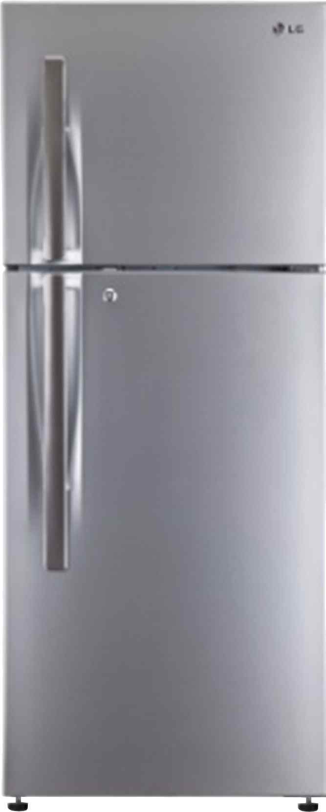 Best price on LG GL-T402HPZM 360 Litre Double Door Refrigerator in India