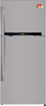 Best price on LG GL-T522GNSL 470 Litre Double Door Refrigerator in India