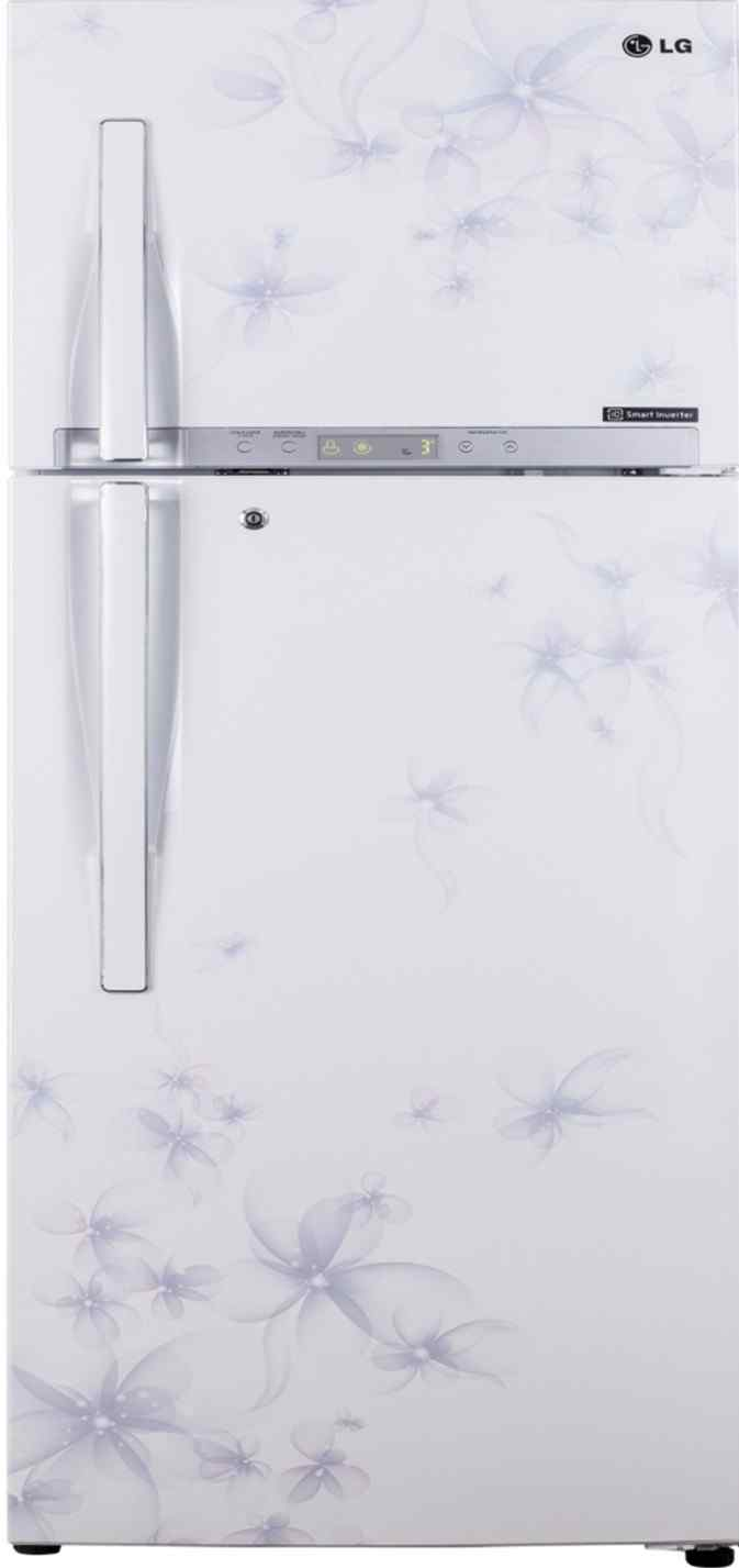 Best price on LG GL-T542GDWL 496 Litre Double Door Refrigerator in India