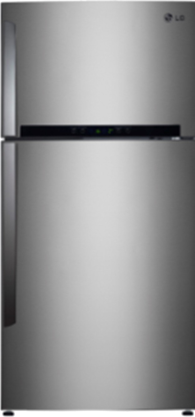 Best price on LG GL-T542GNSL 495L Frost Free Double Door Refrigerator in India