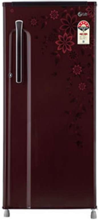 LG GL-205KAG5 RF Single Door 190 Litres Refrigerator