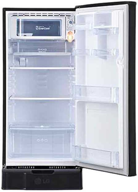 Best price on LG GL-205XFDE5 190 Litres 5S Single Door Refrigerator (Eden)  in India