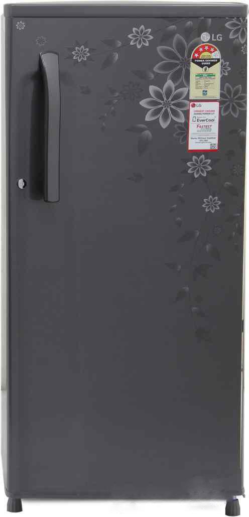 Best price on LG GL-B191KSOP 4S 188 Litres Single Door Refrigerator in India