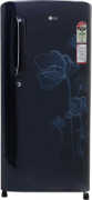 Best price on LG GL-B201AMLN 190 Litres 5 Star Single Door Refrigerator - Front in India
