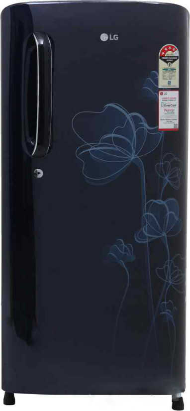 Best price on LG GL-B201AMLN 190 Litres 5 Star Single Door Refrigerator in India
