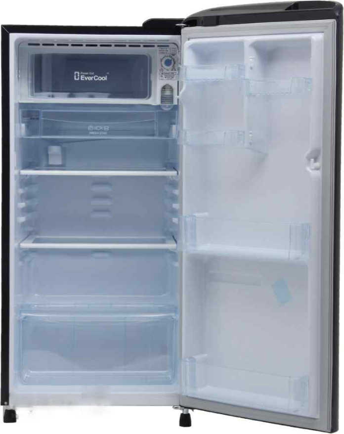 Best price on LG GL-B201AMLN 190 Litres 5 Star Single Door Refrigerator - Side in India