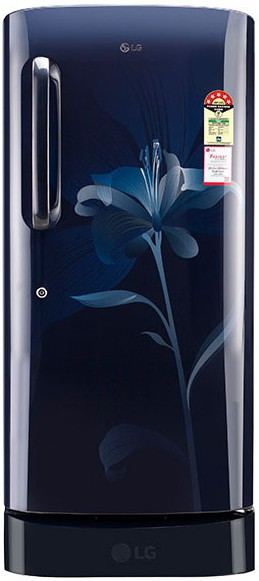 Best price on LG GL-D201AMLN 5S 190 Litres Single Door Refrigerator in India