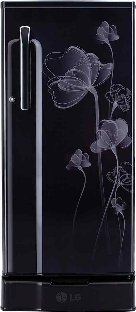 Best price on LG GL-D205KGHN/KVHN/KSHN 190 Litres 5S Single Door Refrigerator (Heart) in India
