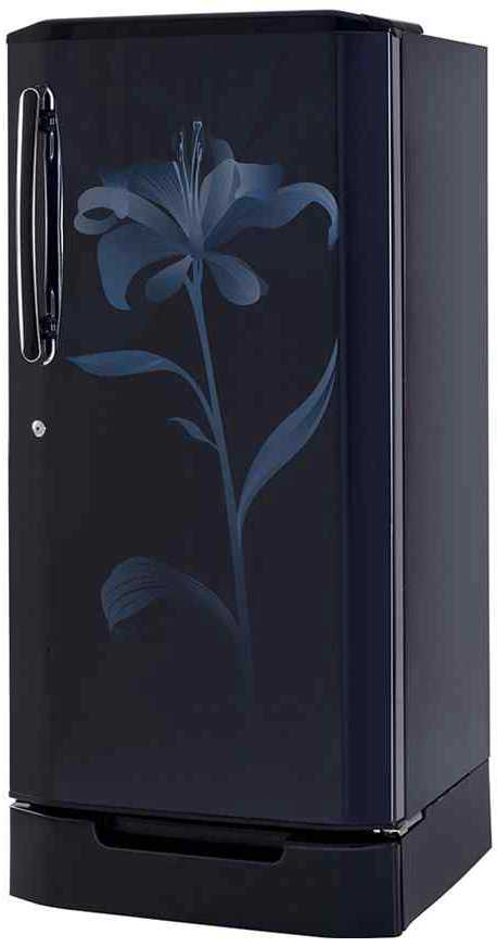 Best price on LG GL-D245BMLN/BGLN 235 Litres 5S Single Door Refrigerator (Lilly)  in India