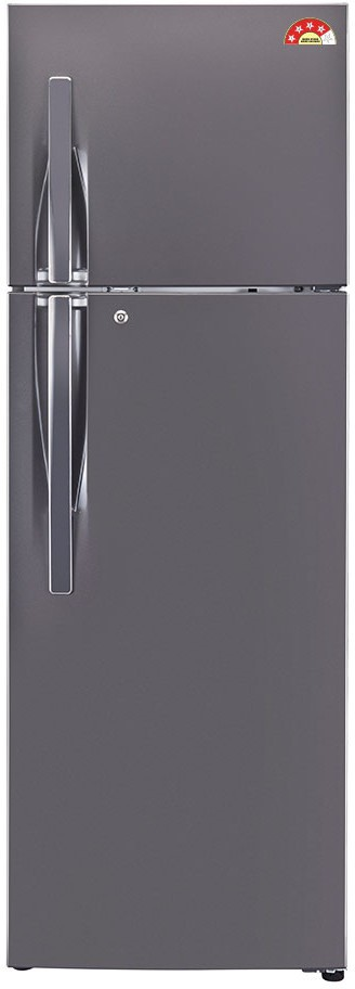 Best price on LG GL-I402RTNL 360 Litre Double Door Refrigerator in India