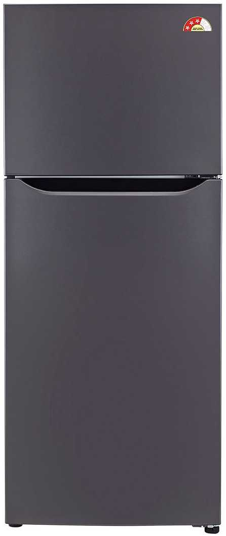 Best price on LG GL-Q292STNM.ATNZEBN 260 Litre Double Door Refrigerator in India