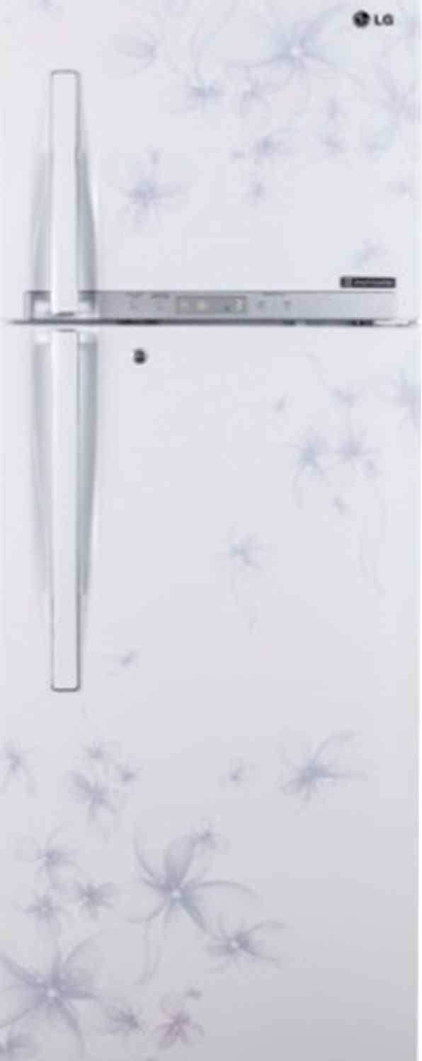 Best price on LG GL-U402HDWL 360 Litre Double Door Refrigerator in India