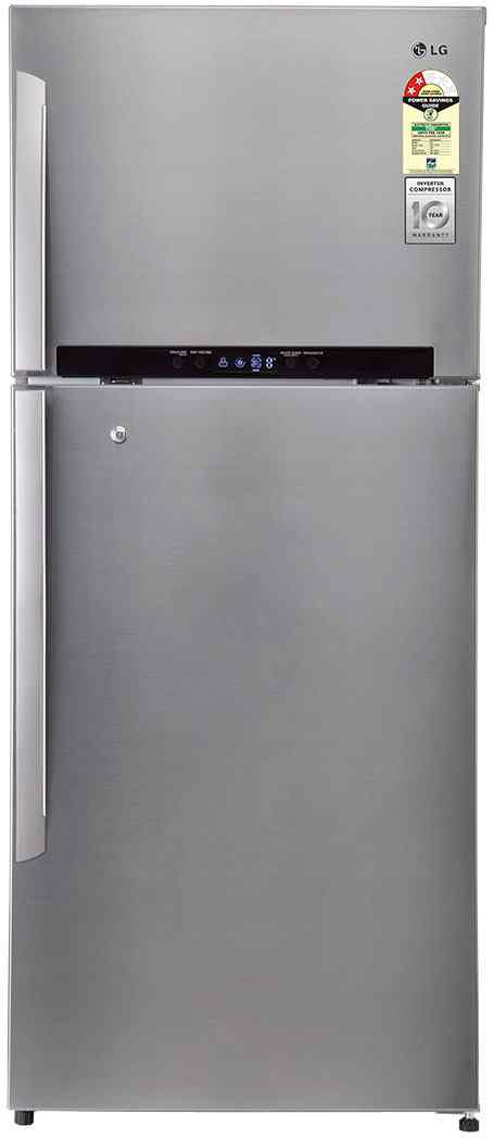 Best price on LG GN-M602HLHM 511 Litres Double Door Refrigerator in India