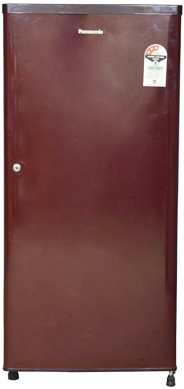 Best price on Panasonic NR-A195RMP/RSP 190 Litres 3S Single Door Refrigerator in India