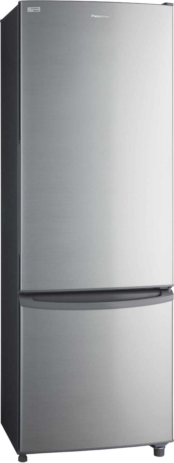 Best price on Panasonic NR-BR347XSX1/VSX1 342L Double Door Refrigerator in India