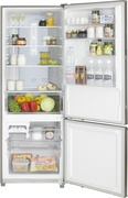 Best price on Panasonic NR-BR347XSX1/VSX1 342L Double Door Refrigerator - Back in India