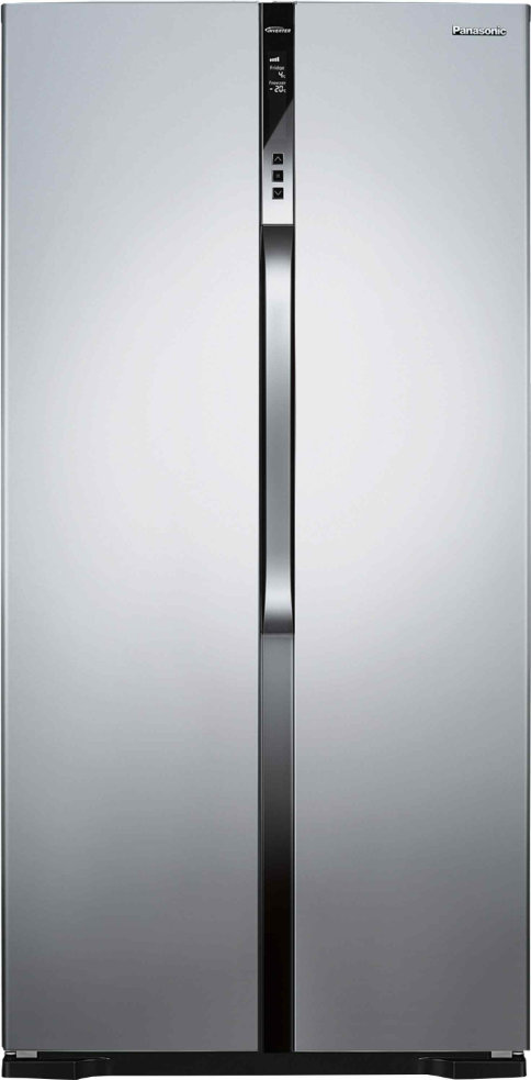 Best price on Panasonic NR-BS63VSX2 630 Litres Side by Side Door Refrigerator in India