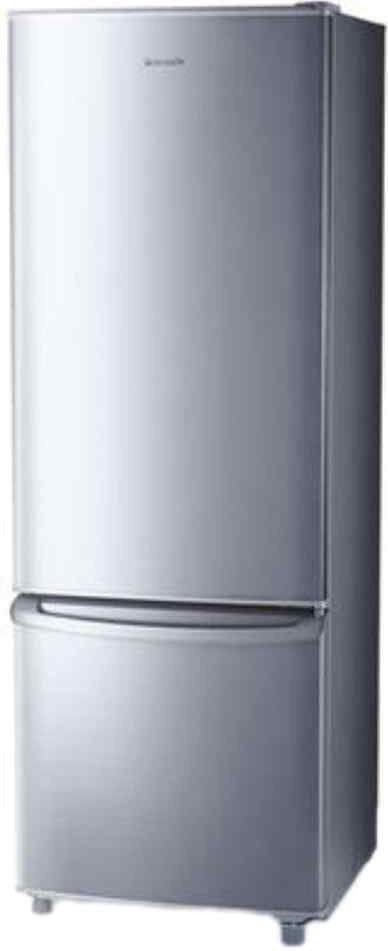 Best price on Panasonic NR-BU303SNX4 296 Litres Double Door Refrigerator  in India