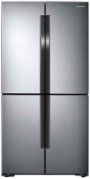 Best price on Samsung RF60J9090SL/TL 680 Litres Side By Side Refrigerator  - Front in India