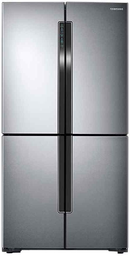 Samsung Rf60j9090sl 680l Sidebyside Refrigerator Price