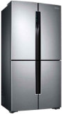 Best price on Samsung RF60J9090SL/TL 680 Litres Side By Side Refrigerator  - Side in India