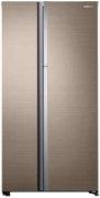 Best price on Samsung RH62K60177P/TL 674 Litres 3S Double Door Refrigerator  - Front in India