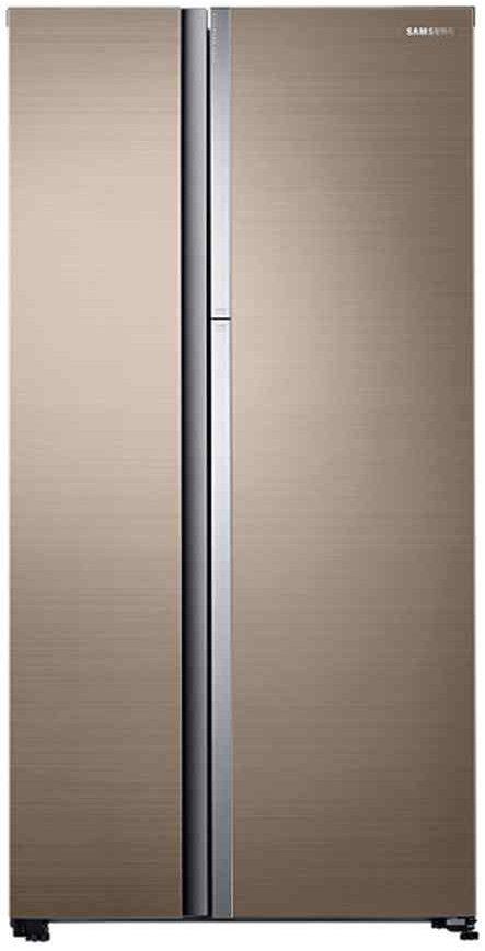Best price on Samsung RH62K60177P/TL 674 Litres 3S Double Door Refrigerator  in India