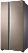 Best price on Samsung RH62K60177P/TL 674 Litres 3S Double Door Refrigerator  - Back in India