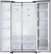 Best price on Samsung RH62K60177P/TL 674 Litres 3S Double Door Refrigerator  - Top in India