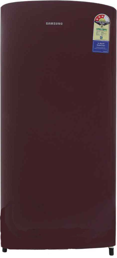 Best price on Samsung RR19H10C3SE 192L Single Door Refrigerator in India