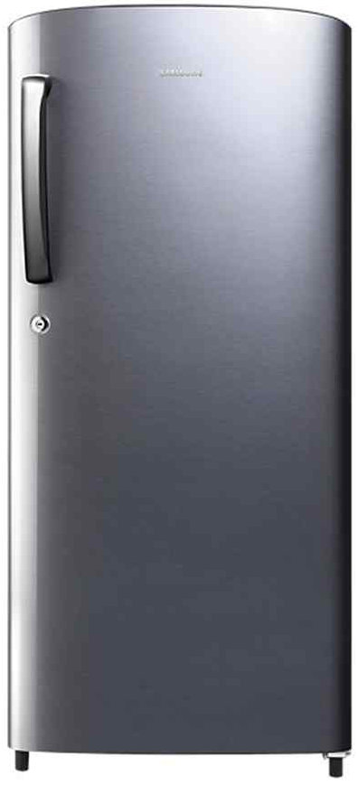 Best price on Samsung RR19J2414SA/TL 192 Litres 4S Single Door Refrigerator  in India